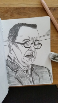 Tom Hanks 2B pencil
