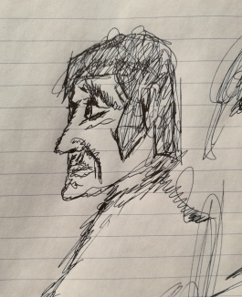 Sketching faces6